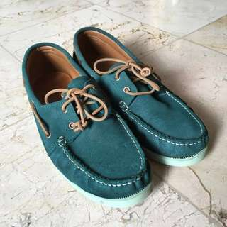 Zara Boat Shoes