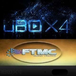 FTMC Version UNBLOCK UBOX Gen4 + Free APKs