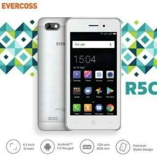 EVERCROSS R5C 1/8GB hitam