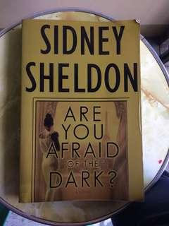 Sidney sheldon Are u afraid of the dark,