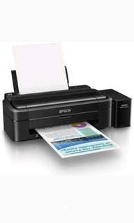 Kedit Epson Printer L310 Tanpa Kartu Kredit
