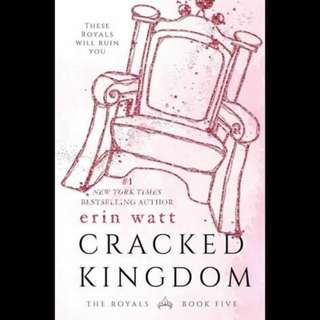 Cracked Kingdom (Royals#5) - Erin Watt