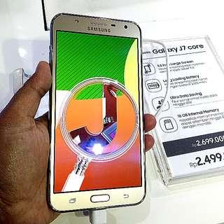 Promo Bunga 0,99% Samsung J7 Core Kredit Proses 3 Menit