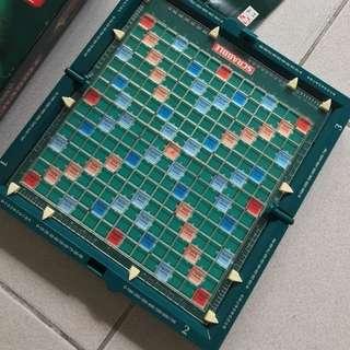 Original Scrabble Board-game - Travel size