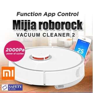 Xiaomi MIJIA ROBOROCK Mi Robot Vacuum Cleaner 2. Sweeping Mopping App Control