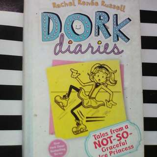 DORK DIARIES 4 TALES FROM A NOT-SO-GRACEFUL ICE PRINCESS