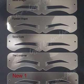 泰國直送系列 熱爆畫眉神器 HKD100.00 1盒內有7款  火速熱賣
