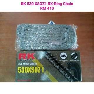 RK 525 XSOZI Original Japan