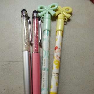 SALE! CUTE BALLPENS GET ALL FOR 80 PESOS ONLY
