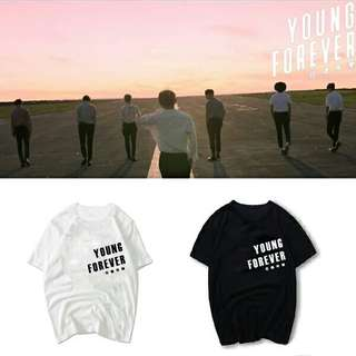Rm27😀😀BTS Young Forever tshirt. #HOT80