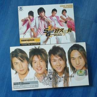 5566 Albums x 4