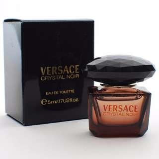 [BNIB] Versace Crystal Noir Edt 5ml