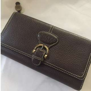 Auth Chaps Long Wallet