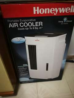 Honeywell air cooler cs071ae