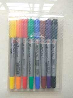 Sakura 8-piece IDenti Pen Permanent Marker set
