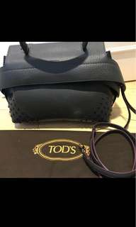 Authentic Tods small wave bag