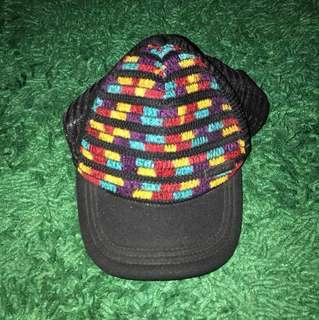 RUSTY hat