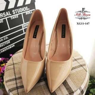 Shiny Stilettos