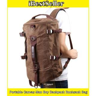 Backpack rucksack travel outdoor laptop hiking luggage satchel