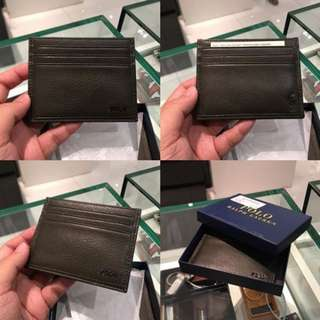 Ralph Lauren / men - card holder - mega sale