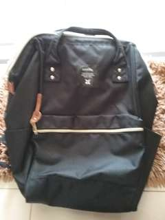 Anello backpack large new without tag.beli di jepang lgs.never been used