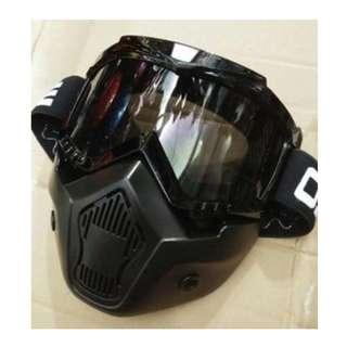 Kacamata Goglemask gogglemask googlemask Gogle Google Goggle Mask Osbe Helm Cakil Bogo Robot