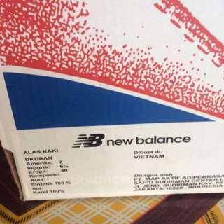 Sepatu NB ML 574 HRD