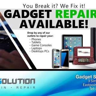 Smartphones / Laptop Repairs