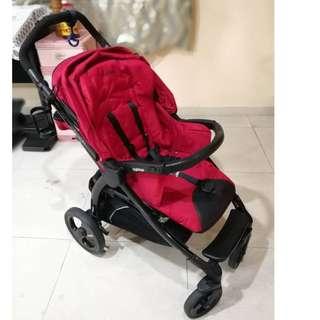 Peg Perego Booklet Baby Stroller