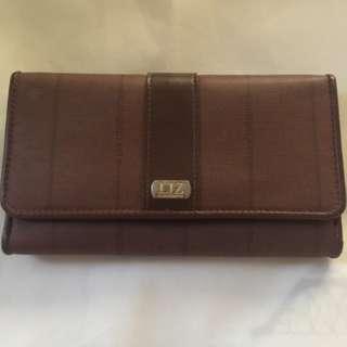 Auth Vintage Liz Clairborne Long Wallet