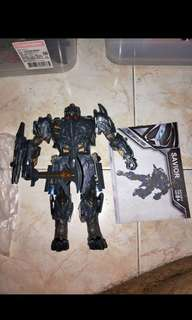 Transformers the last knight:voyager class megatron