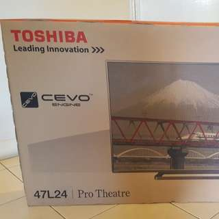 L2450VE Toshiba Digital TV