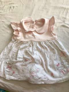 Mothercare baby suit