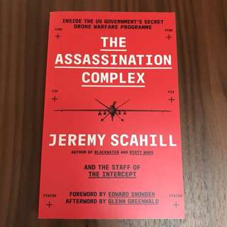The Assassination Compex by Jeremy Scahill