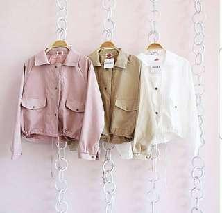 Kim jacket parka