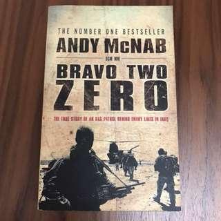 Bravo 2 Zero by Andy McNab