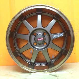 16 inch SPORT RIM KC DECOR A LAP P RAYS WHEELS