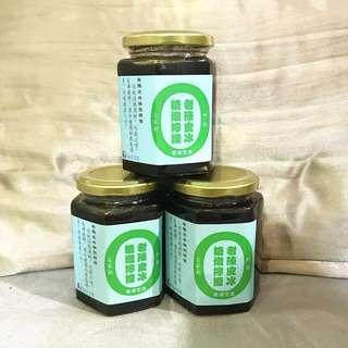 阿程老陳皮冰糖燉檸檬280g(味之手作), 可以一試其他香港自家製品牌!
