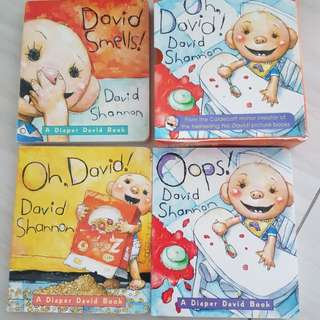 OH DAVID series by David Shannon