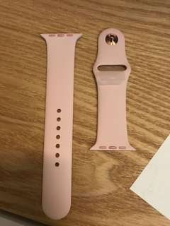 Apple Watch Series 3 42mm Pink Strap