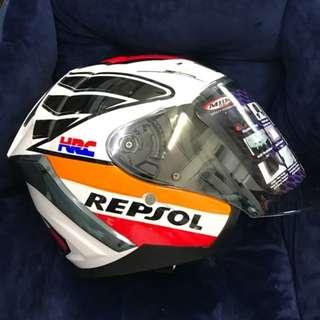 MHR Helmet Repsol Special Edition
