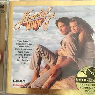 2 gold CDs