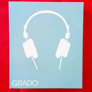 【BNIB】Grado SR60e Handmade Audiophile Headphones