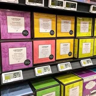 新加坡GRYPHON 飲食獎茶包(一盒10包)接受代購落單