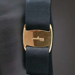 Salvatore Ferragamo Vara Bow Belt