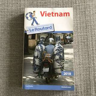 Le Routard Vietnam 2018 (in French)