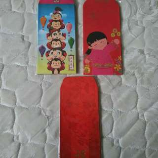 Brand new red packet set E