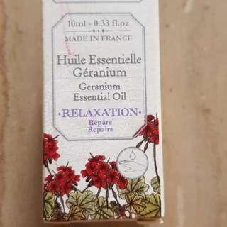 Durance Geranium Essential Oil
