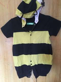 Bumblebee Costume (12 months)