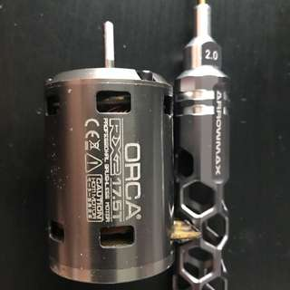 Orca Rx2 17.5T brushless motor